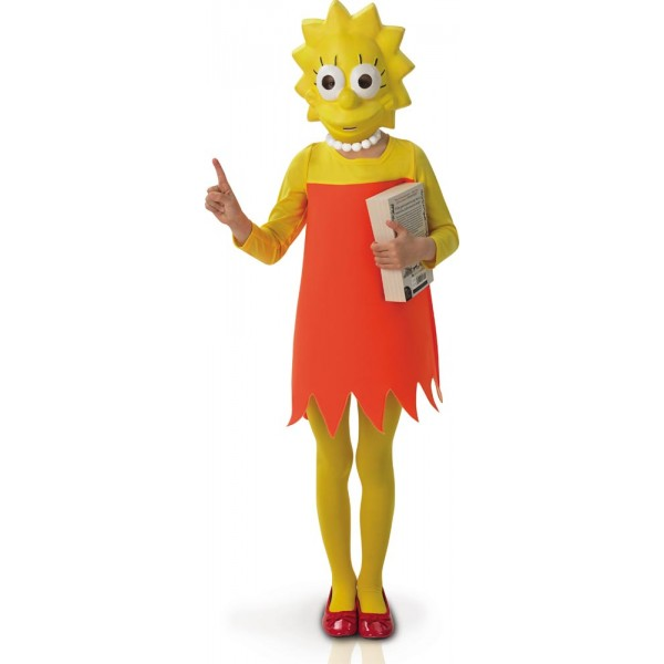 Déguisement Lisa Simpson™ -  Enfant - parent-22430