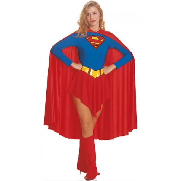Déguisement Supergirl™ - Adulte - 15553M-Parent