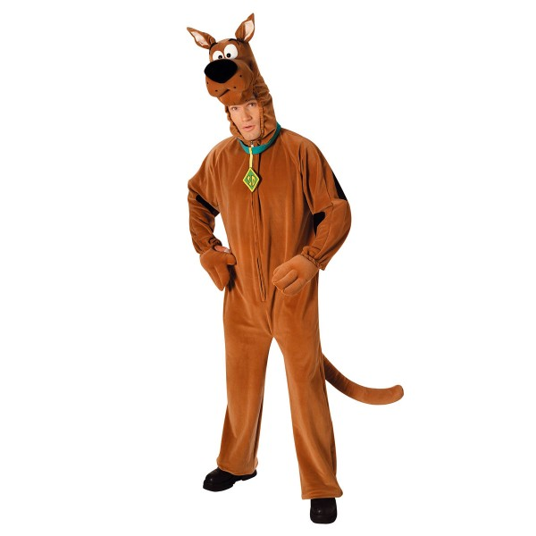 Costume Deluxe Scooby-Doo™ Adulte - I-16352-Parent