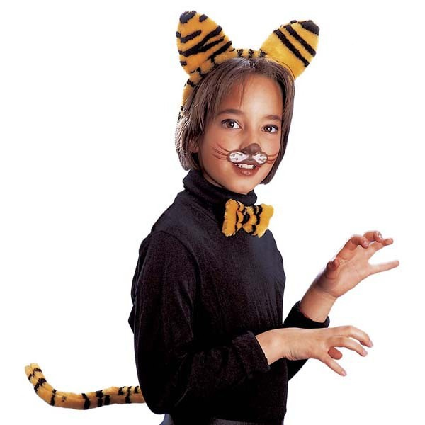 Set De Tigre Enfant - 2581T