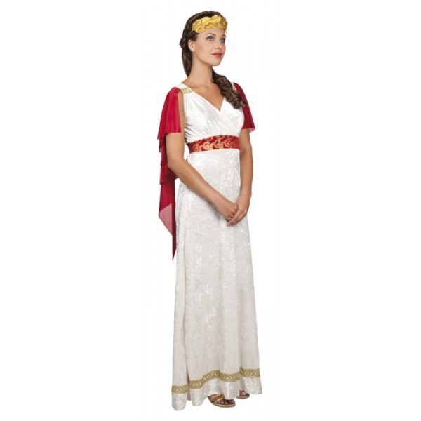Costume de Vestale Romaine - parent-12807