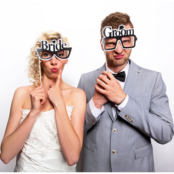 Kit Photo Booth - Mariage - KNP12