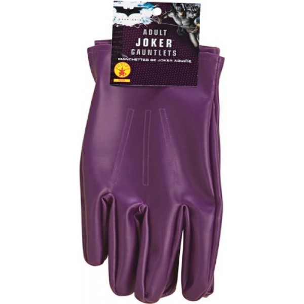 Gants The Joker™ Batman™ - The Dark Knight™adulte - I-8228