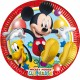 Miniature Assiettes Mickey Disney™