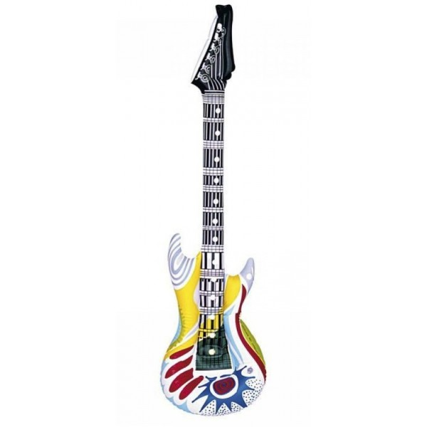 Guitare Gonflable - Rock - 23943