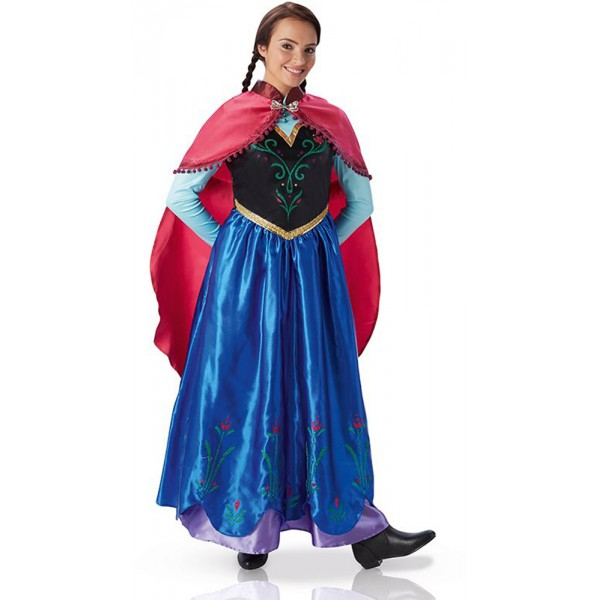 Déguisement Adulte Anna - La Reine des Neiges - Frozen™ - parent-22656