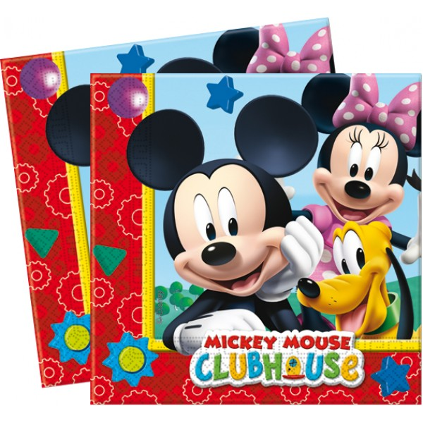 Serviettes Mickey Disney™ - 81510