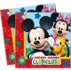 Miniature Serviettes Mickey Disney™