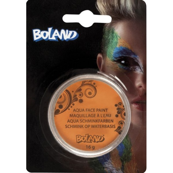 Pot de maquillage à l'eau Orange - 45027