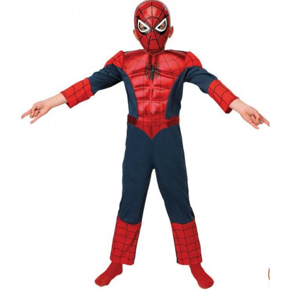 Déguisement Enfant Spiderman™ Ultimate - parent-19090