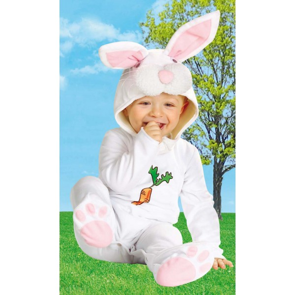 Costume De Lapin - 2758C-Parent