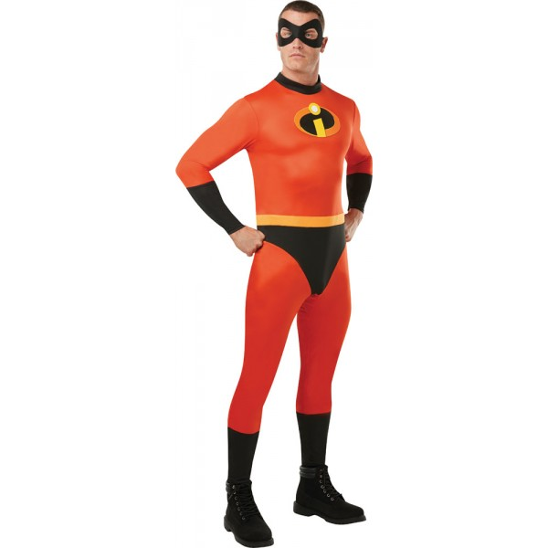 Déguisement Mr Indestructible 2™  (The Incredibles 2™) - Adulte - I-820989-Parent