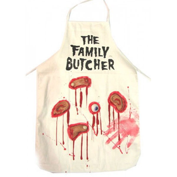 Tablier Boucher Macabre - Halloween - 74410