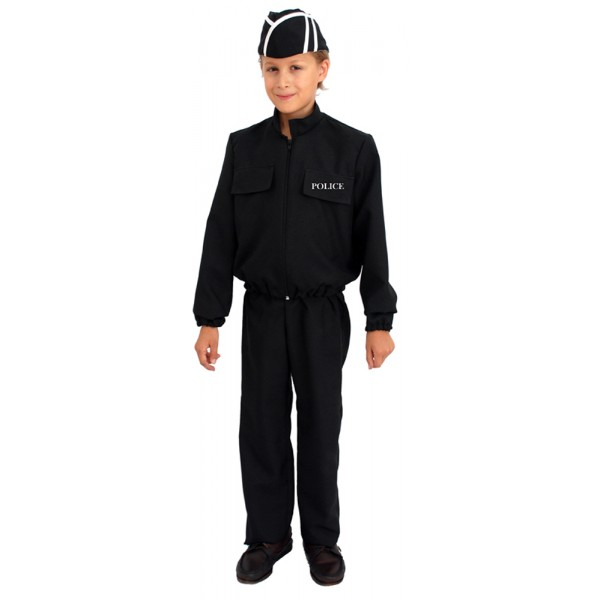 Déguisement Police Nationale - Enfant - parent-22827