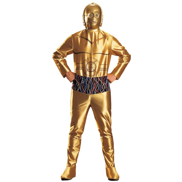 Déguisement C3Po™ (Star Wars™) Adulte - parent-2041