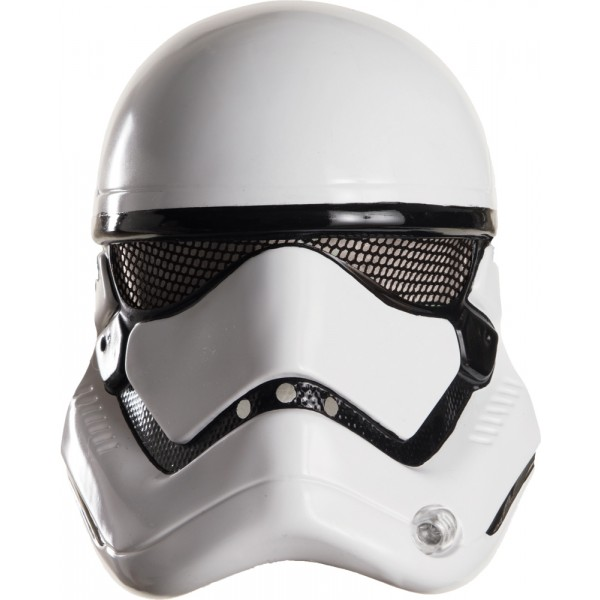Masque 1/2 Stormtrooper™ - Star Wars VII™ - Adulte - ST-32310