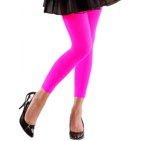 Legging Rose Fluo - Adulte - 20426