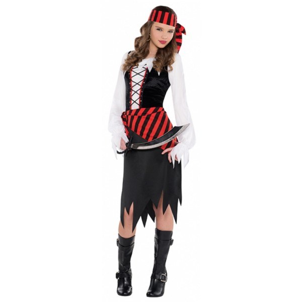 Déguisement Jolie Piratesse - Enfant - parent-22875