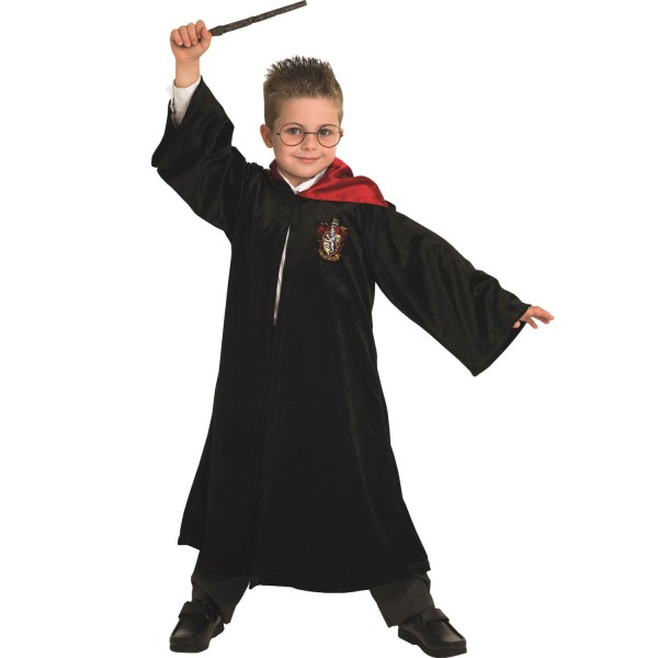 Déguisement Luxe Harry Potter : Enfant - H-883574-Parent