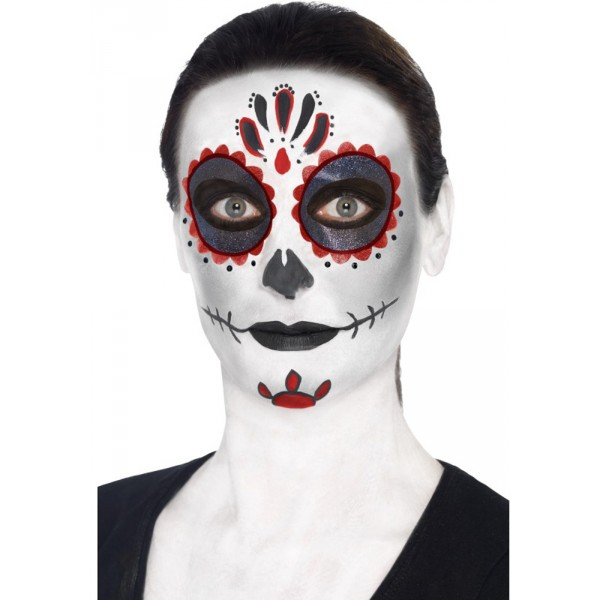 Kit Maquillage Mariée Mexicaine - Halloween - 44226