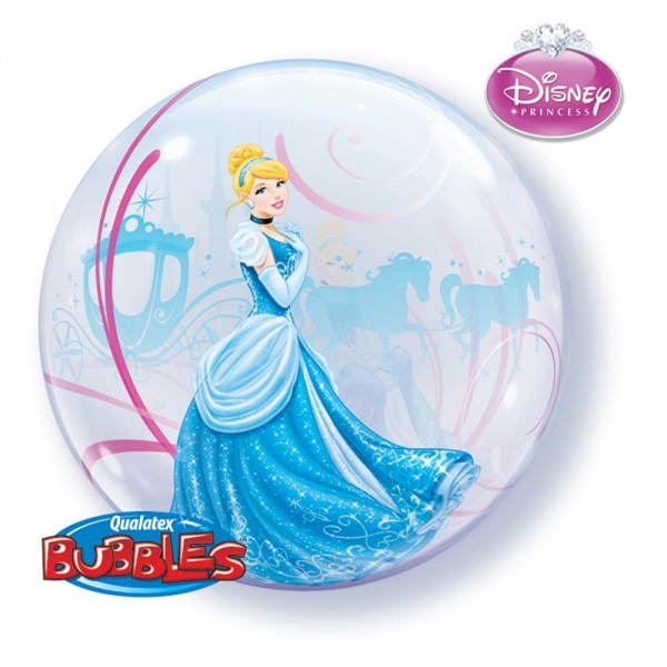 Ballon Bubble Cendrillon™ - Disney™ - 41192