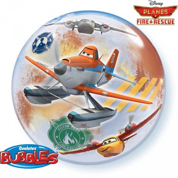 Ballon Bubble Planes 2™ - Disney™ - 18523