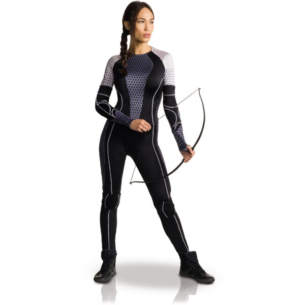 Déguisement Adulte Katniss™ - Hunger Game™ - I-810846S