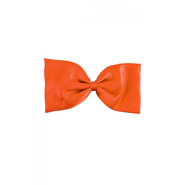 Noeud Papillon Orange - 71274ORA