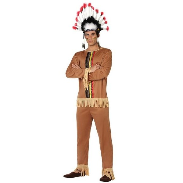Costume indien - 26599-Parent