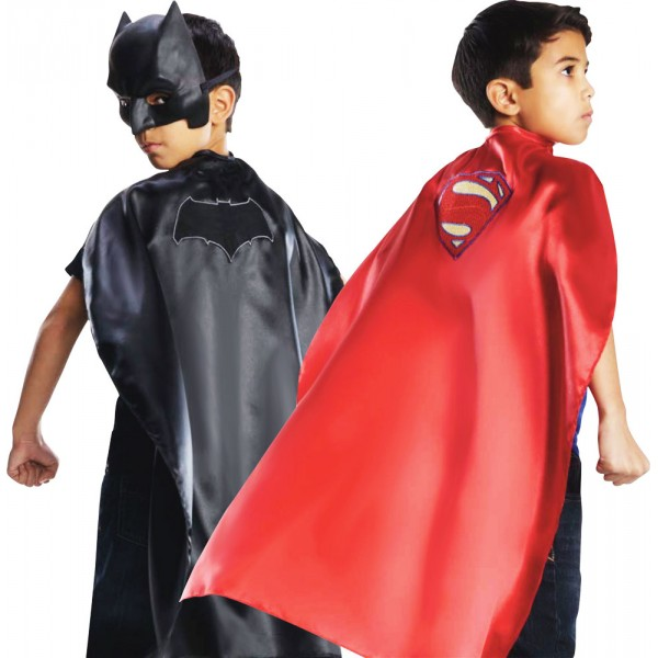 Cape Réversible - Batman vs Superman™ - Enfant - I-31675