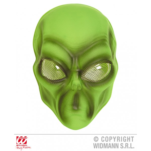 Masque Alien - Adultes - 2689V