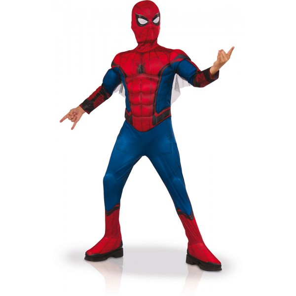 Déguisement Luxe Spider-Man™ Homecoming - Enfant - I-630731-Parent