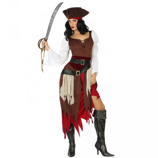 Déguisement Piratesse  - Femme - 38665-parent