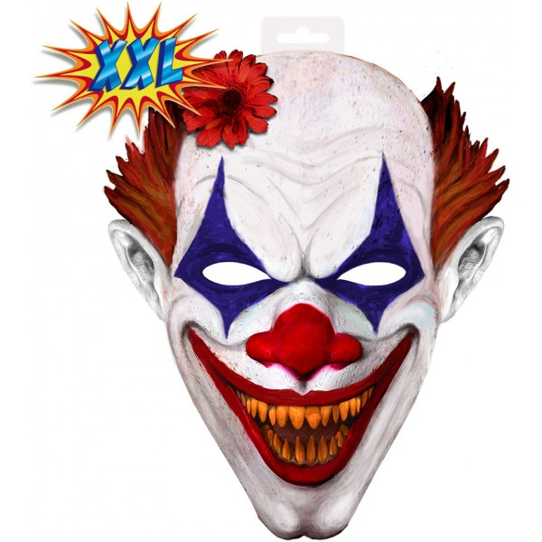 Masque Clown Terrifiant XXL - Halloween - 61362