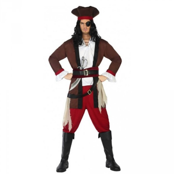 Déguisement De Pirate - Homme - 38679-parent
