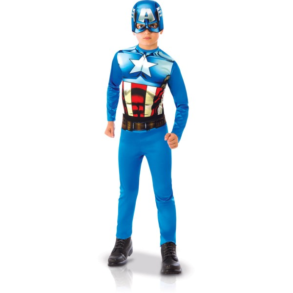 Déguisement Captain America™ - Avengers™ - Enfant - I-610759-Parent