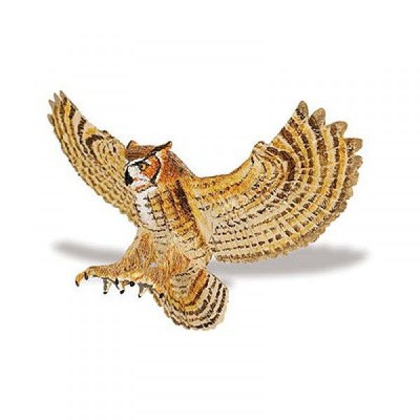 Figurine Hibou - Safari-264429