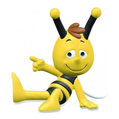 figurine maya l 39 abeille willy assis jeux et jouets schleich avenue des jeux. Black Bedroom Furniture Sets. Home Design Ideas