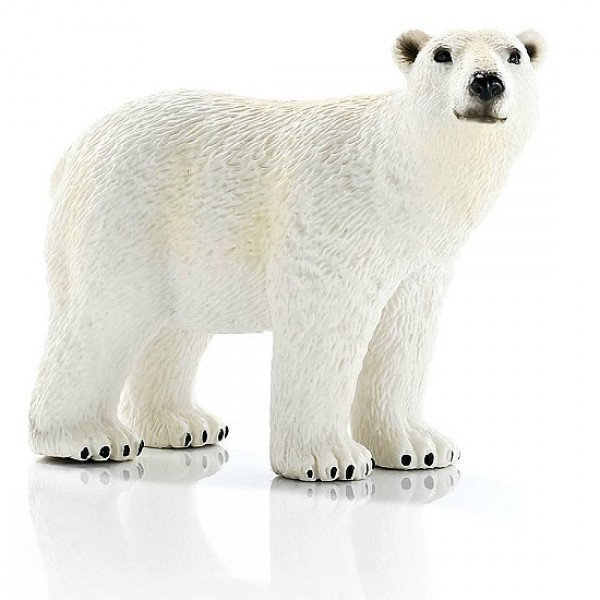 Figurine Ours polaire - Schleich-14659