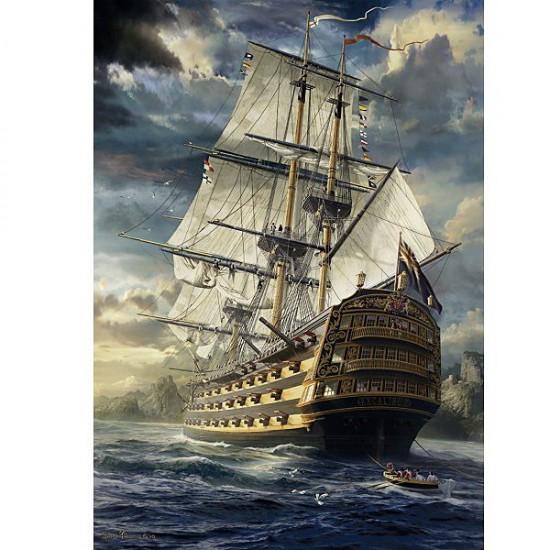 142f50d292fd72 Tous les puzzles bateaux et voiliers - Rue des Puzzles