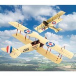 Maquette en carton : Curtiss JN-4 : Jenny