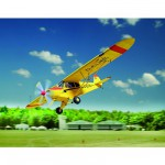 Maquette en carton : Piper Super Cub