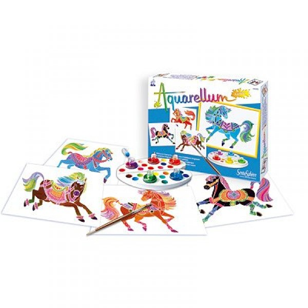 Aquarellum Junior Chevaux - Sentosphere-691