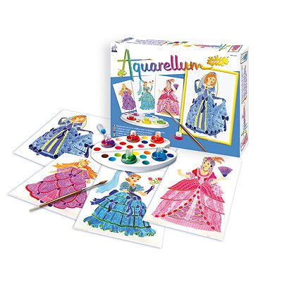 Aquarellum Junior - Princesses - Sentosphere-665