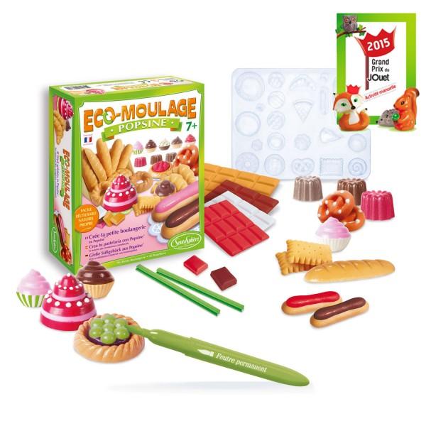 Eco Moulage Popsine Ma Petite Boulangerie