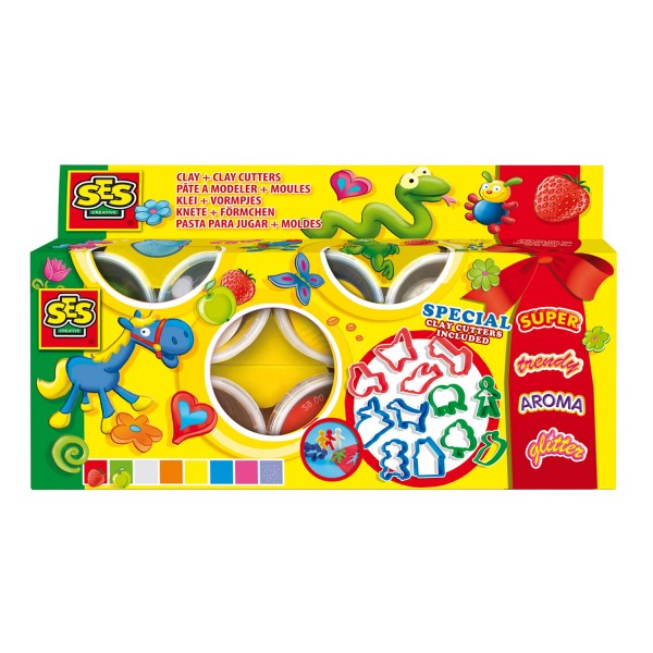 p 226 te 224 modeler coffret anniversaire avec moules jeux et jouets ses creative avenue des jeux