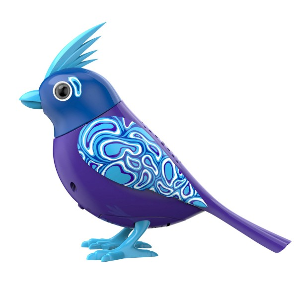 Digibirds : Cage collection 3 : Congo - Silverlit-88295-Bleu