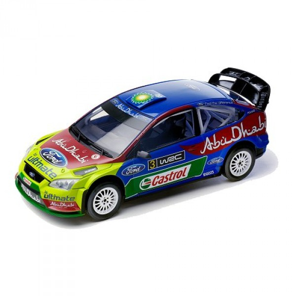 Voiture radiocommandée Power in speed : Pro Series : Ford Focus WRC - Silverlit-86063