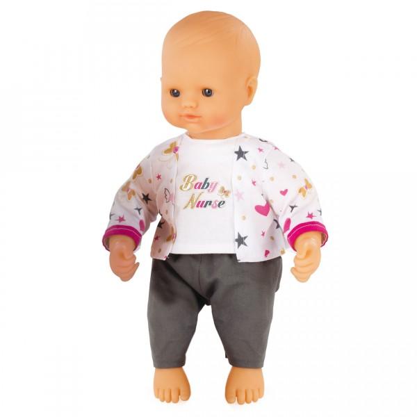 Poupon Baby Nurse bébé d amour 32 cm - Jeux et jouets Smoby - Avenue ... 4161bb9a785