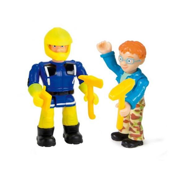 figurine sam le pompier sam pompier et nicolas jeux et jouets smoby avenue des jeux. Black Bedroom Furniture Sets. Home Design Ideas